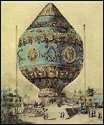 Ballon Pilatre de Rozier