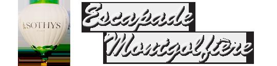 Escapade Montgolfière Logo
