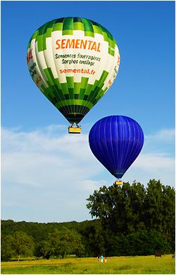 Montgolfiere Semental