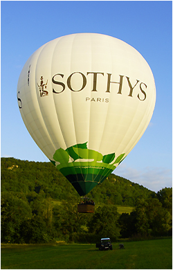 Montgolfiere Sothys