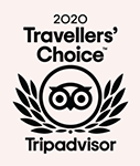 logo tripadvisor traveller's choice 2020