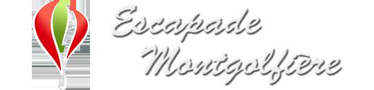 Escapade avec Corrèze montgolfière Logo
